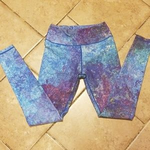 Pants - Gymshark Quartz for @fcpllc49
